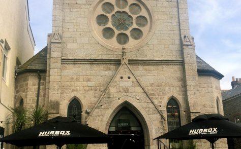 Truro Primitive Methodist chapel