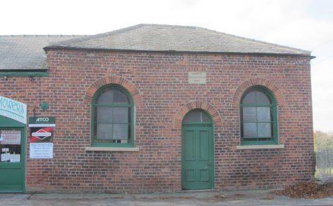 Aldbrough Primitive Methodist chapel