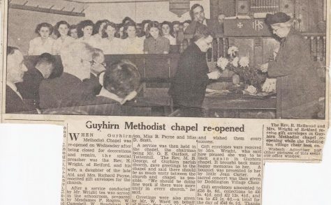 Guyhirn Primitive Methodist Chapel
