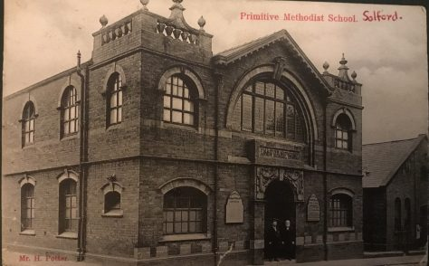 Higher Openshaw Primitive Methodist School