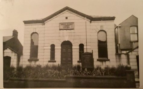 Jumbo Primitive Methodist Church, Grimshaw Lane, Middleton Junction