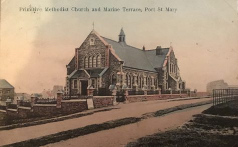 Port St Mary Primitive Methodist Church (Mount Tabor)