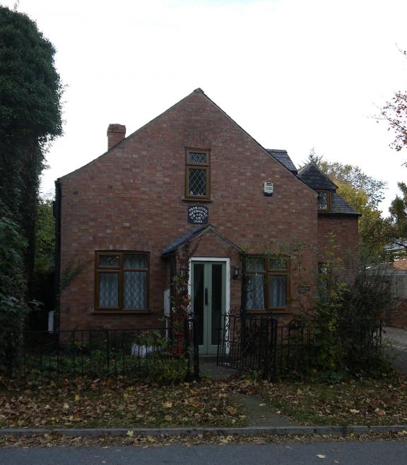 Photograph of Seagrave Primitive Methodist chapel | Philip Thornborow