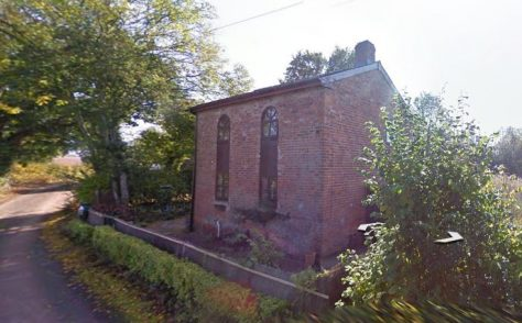 The Rhydd Primitive Methodist chapel
