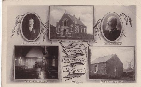 Walberswick Primitive Methodist Church