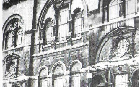 Bath Westgate Primitive Methodist chapel