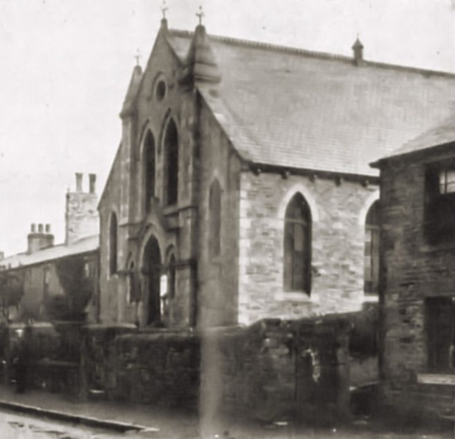 Consett Road PM Castleside, Consett Co. Durham | Image from the Newcastle Methodist District Archives
