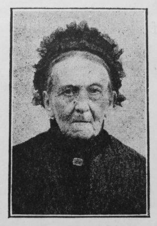 Wilkinson, Ann Louisa (nee Dudley) (1826-1907)