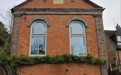 Mollington Primitive Methodist chapel