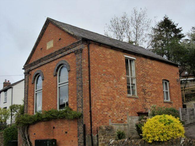 former Mollington Primitive Methodist chapel | Anne Langley 2019