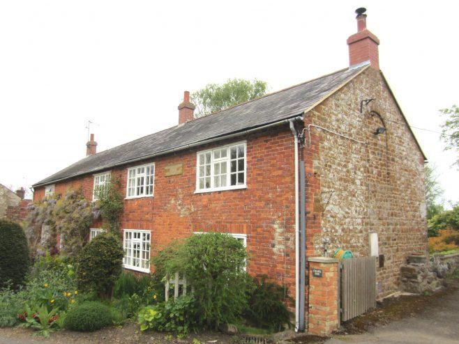 former Prior's Marston Primitive Methodist chapel | Anne Langley