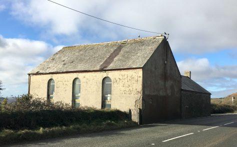 St Austell, High Street, Primitive Methodist Chapel