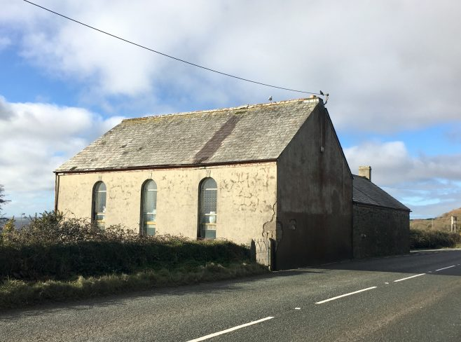 St Austell, High Street, Primitive Methodist Chapel