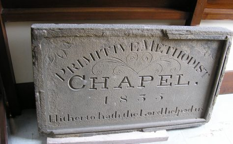 Unknown Primitive Methodist Chapel, Yorkshire