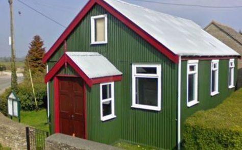 Luckington Primitive Methodist chapel