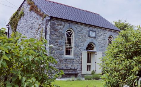 Ninnisbridge Primitive Methodist chapel