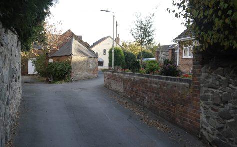 Hathern, Tanners Lane