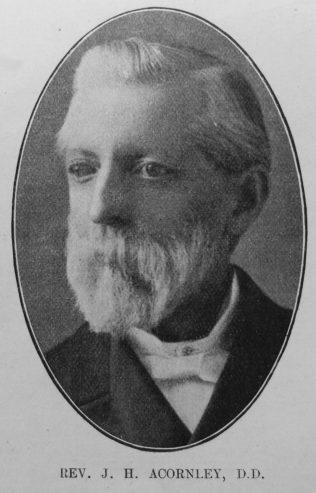Acornley, John Holmes D.D. (1842-2007)