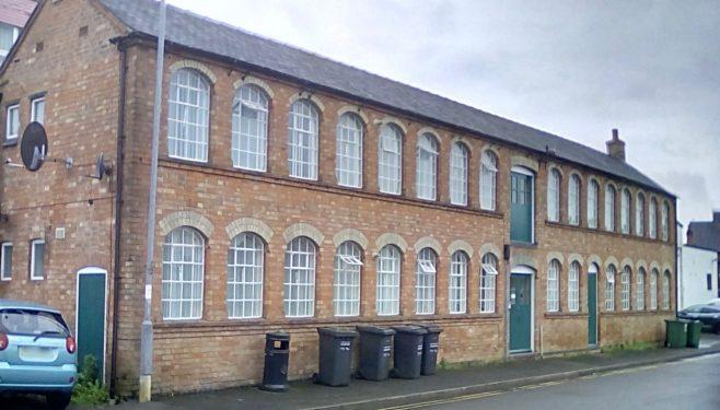 Duke Street Mission, Loughborough | Alfred Mosley, 2018