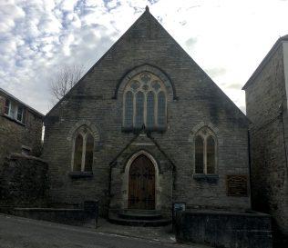 Liskeard Primitive Methodist Chapel   Jo Lewis