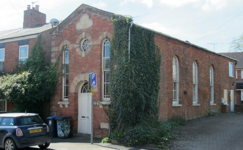Dunchurch Primitive Methodist chapel