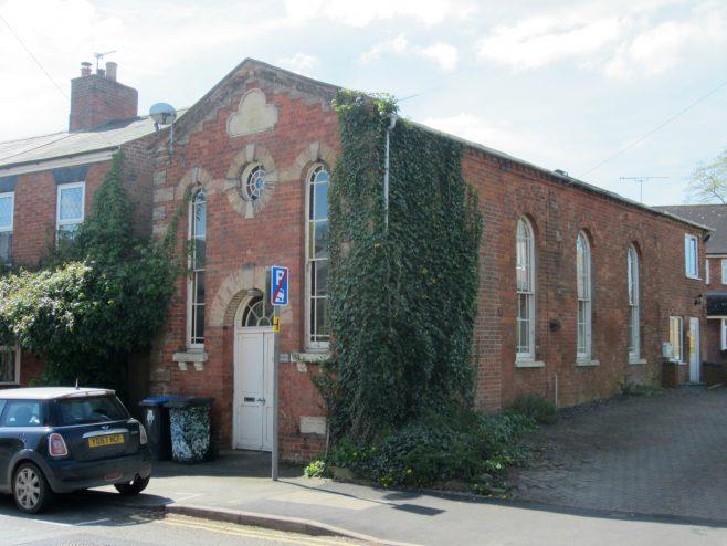 Dunchurch Primitive Methodist Chapel | Anne Langley