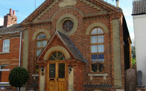 Long Lawford Primitive Methodist chapel
