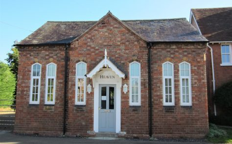 Lower Quinton Primitive Methodist chapel