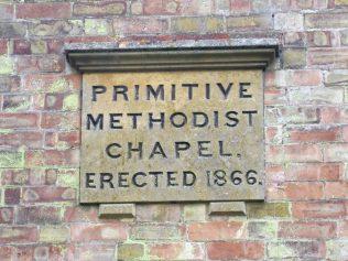 Radway chapel plaque | Anne Langley
