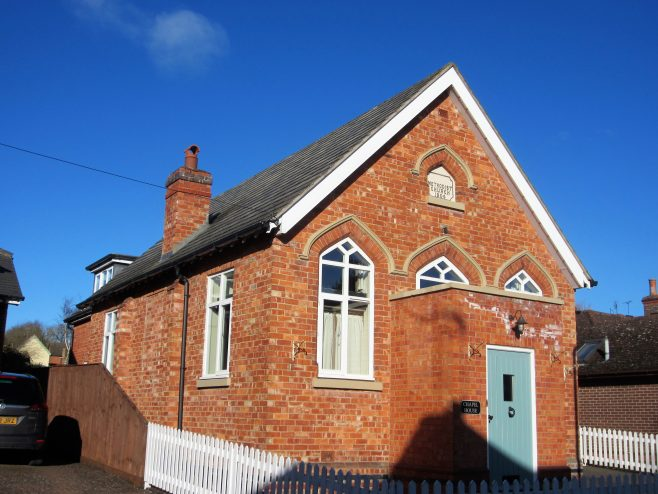 Stockton Primitive Methodist chapel | Anne Langley  2018