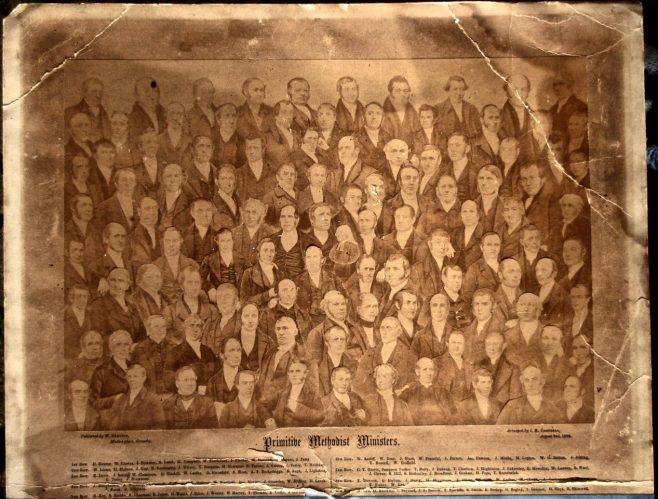 ministerial composite enhanced  digitally | the family of the Rev Thomas Charlton