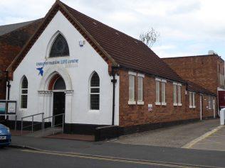 1 Erdington PM Chapel. general view, 8.8.2019