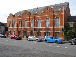 1 Harlestone Road Primitive Methodist Chapel, east side, 3.8.2019