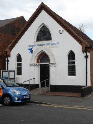 2 Erdington PM Chapel. facade, 8.8.2019