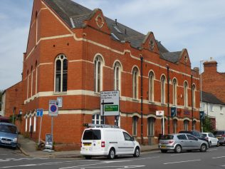 2 Harlestone Road Primitive Methodist Chapel, south end, 3.8.2019