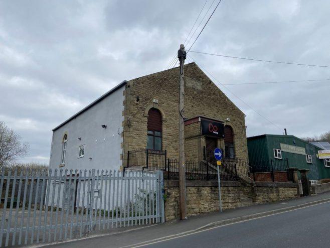 Sheffield Heeley Primitive Methodist chapel 1858 ii | Elisabeth Sliwinski  2021