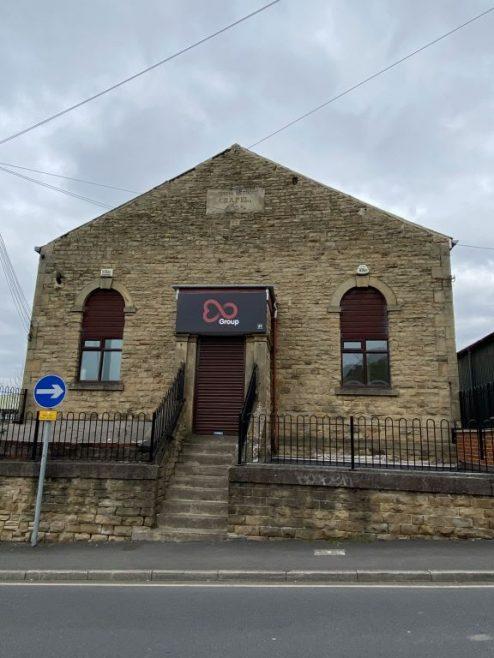 Sheffield Heeley Primitive Methodist chapel 1858 iii | Elisabeth Sliwinski  2021