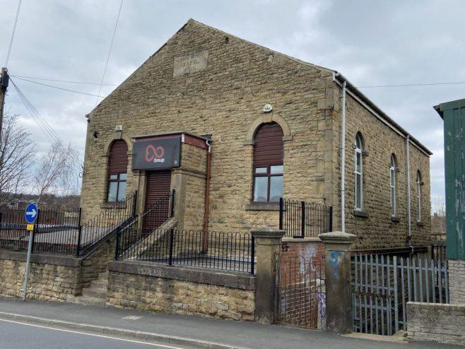 Sheffield Heeley Primitive Methodist chapel 1858 i | Elisabeth Sliwinski  2021