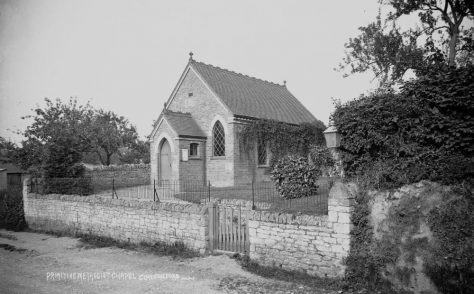 Clungunford PM Chapel