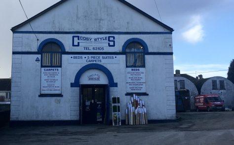 St Austell; Clifden Road Primitive Methodist Chapel