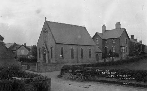 Clun PM Chapel