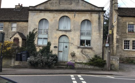 Bradford on Avon Primitive Methodist chapel