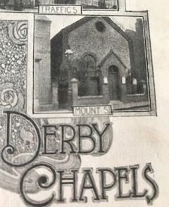 Derby Mount Street Primitive Methodist chapel