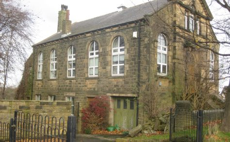 Bruntcliffe Primitive Methodist Chapel Howden Clough Road West Yorkshire