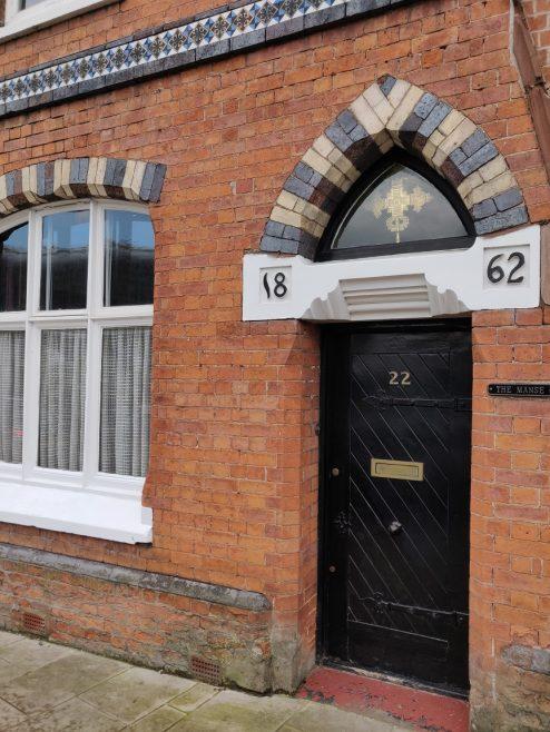 Primitive Methodist Manse for Chester George Street chapel | Tim Macquibban 2020
