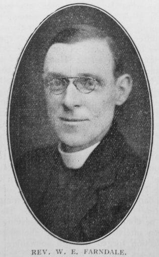 Farndale, William Edward D.D. (1881-1966)