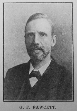Fawcett, George Flower (1850-1934) | Kendall