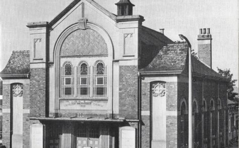 Sidemoor Primitive Methodist chapel