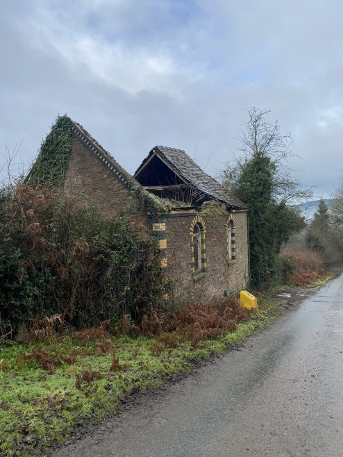 Hayton's Bent Primitive Methodist chapel | Naomi Dobson January 2021