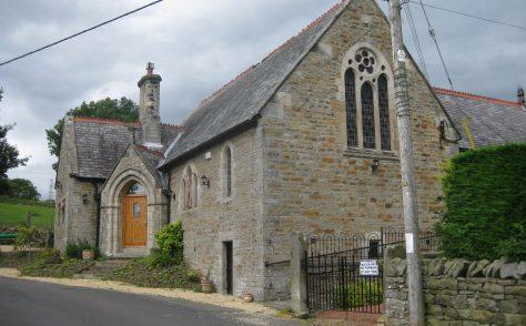 Henshaw Primitive Methodist chapel